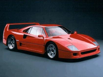 1987 Ferrari F40 7