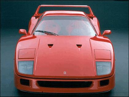 1987 Ferrari F40 9