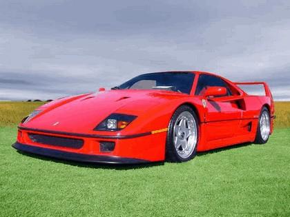 1987 Ferrari F40 17