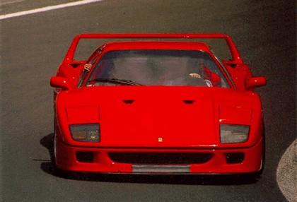 1987 Ferrari F40 18
