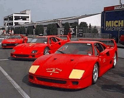 1987 Ferrari F40 19