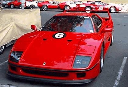1987 Ferrari F40 20