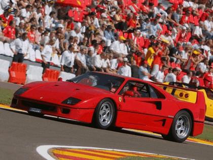 1987 Ferrari F40 21