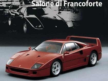 1987 Ferrari F40 27