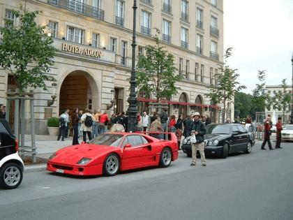 1987 Ferrari F40 40