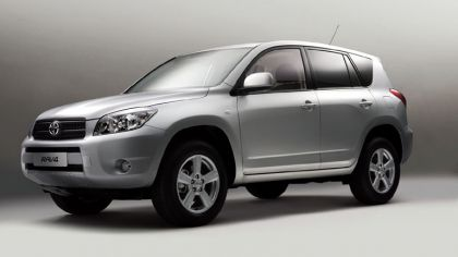 2006 Toyota RAV4 european version 1