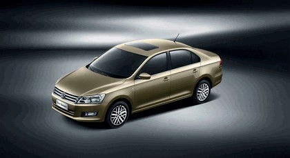 2012 Volkswagen Santana - China version 1