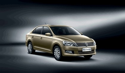 2012 Volkswagen Santana - China version 4