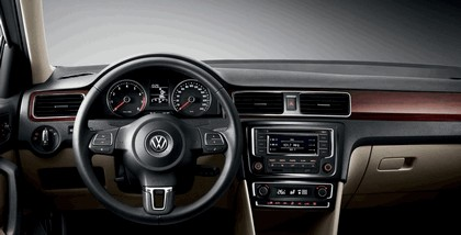 2012 Volkswagen Santana - China version 6