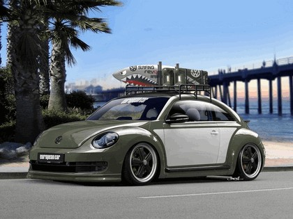 2012 Volkswagen Beetle by European Car Magazine 1