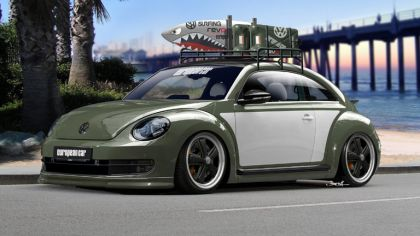 2012 Volkswagen Beetle by European Car Magazine 9