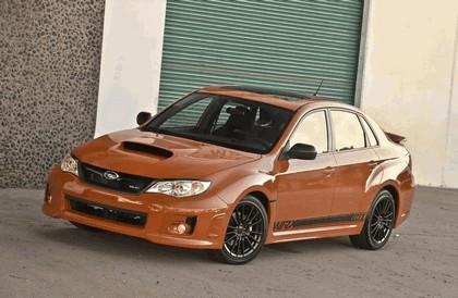 2013 Subaru Impreza WRX - USA version 1