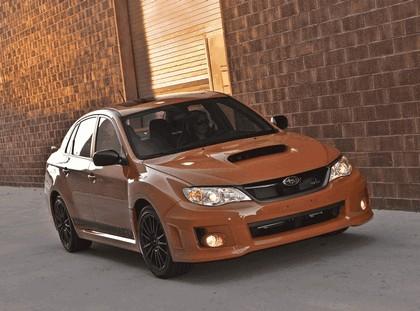 2013 Subaru Impreza WRX - USA version 5