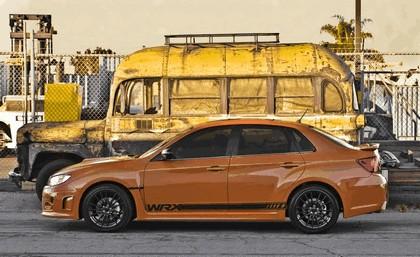 2013 Subaru Impreza WRX - USA version 7