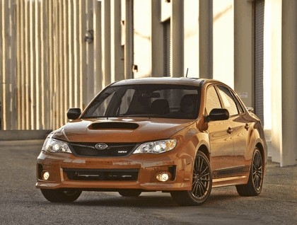 2013 Subaru Impreza WRX - USA version 11