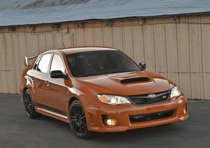 2013 Subaru Impreza STi - USA version 5