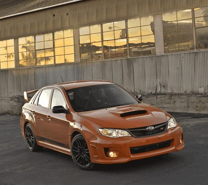 2013 Subaru Impreza STi - USA version 6