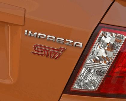 2013 Subaru Impreza STi - USA version 22