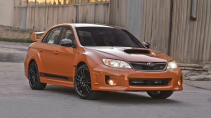 2013 Subaru Impreza STi - USA version 5