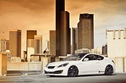 2012 Hyundai Genesis Coupé R-Spec by Mad Panda 1