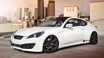 2012 Hyundai Genesis Coupé R-Spec by Mad Panda 2