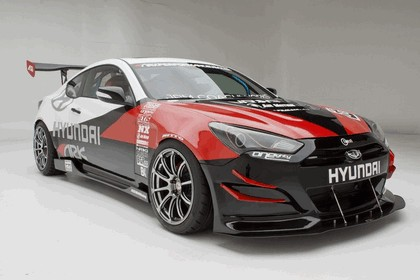2012 Hyundai Genesis Coupé R-Spec Track Edition by ARK Performance 1