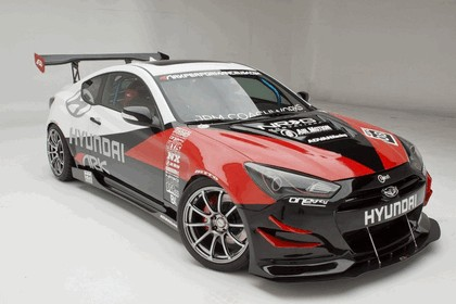2012 Hyundai Genesis Coupé R-Spec Track Edition by ARK Performance 3