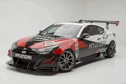 2012 Hyundai Genesis Coupé R-Spec Track Edition by ARK Performance 5