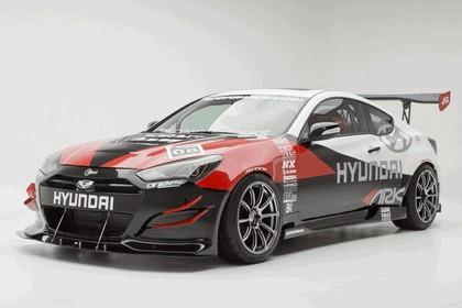2012 Hyundai Genesis Coupé R-Spec Track Edition by ARK Performance 6