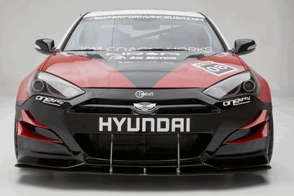 2012 Hyundai Genesis Coupé R-Spec Track Edition by ARK Performance 7