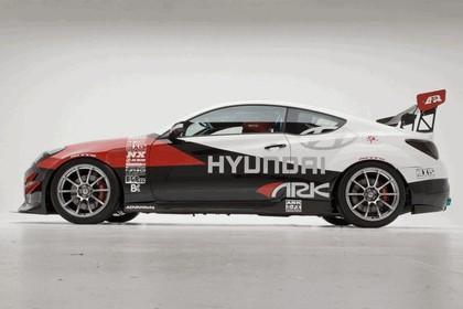 2012 Hyundai Genesis Coupé R-Spec Track Edition by ARK Performance 8