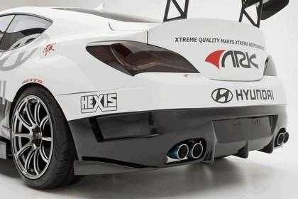 2012 Hyundai Genesis Coupé R-Spec Track Edition by ARK Performance 15
