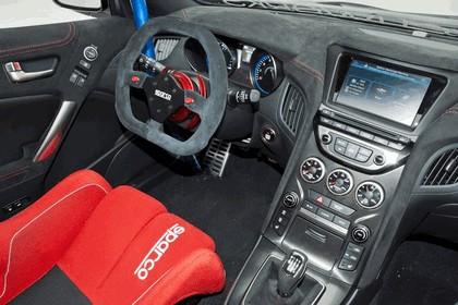 2012 Hyundai Genesis Coupé R-Spec Track Edition by ARK Performance 17