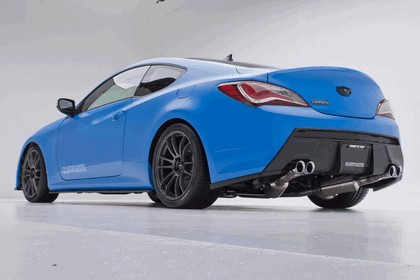 2012 Hyundai Genesis Coupé Racing Series concept by Cosworth Engineering 6