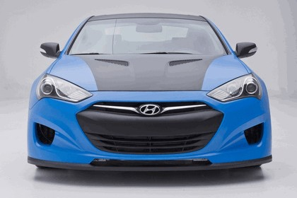 2012 Hyundai Genesis Coupé Racing Series concept by Cosworth Engineering 9