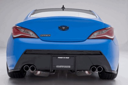 2012 Hyundai Genesis Coupé Racing Series concept by Cosworth Engineering 10