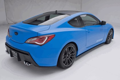 2012 Hyundai Genesis Coupé Racing Series concept by Cosworth Engineering 11