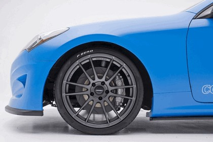 2012 Hyundai Genesis Coupé Racing Series concept by Cosworth Engineering 13