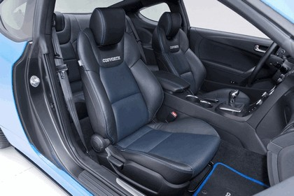 2012 Hyundai Genesis Coupé Racing Series concept by Cosworth Engineering 18