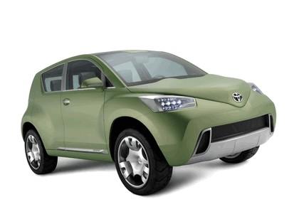 2006 Toyota Urban Cruiser concept 1