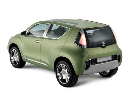 2006 Toyota Urban Cruiser concept 2