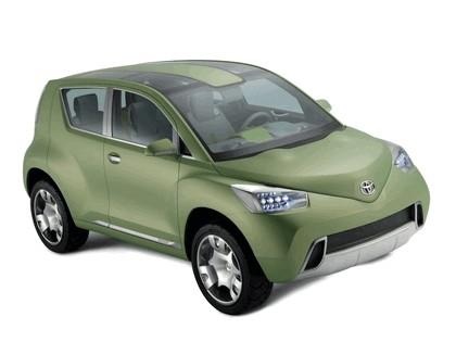 2006 Toyota Urban Cruiser concept 3