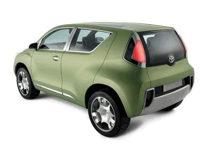 2006 Toyota Urban Cruiser concept 4