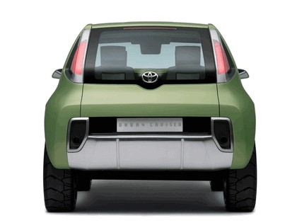 2006 Toyota Urban Cruiser concept 7
