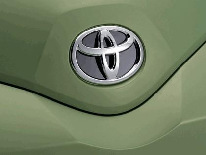 2006 Toyota Urban Cruiser concept 19
