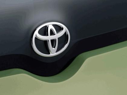 2006 Toyota Urban Cruiser concept 20