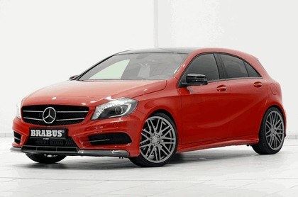 2012 Mercedes-Benz A250 by Brabus 1