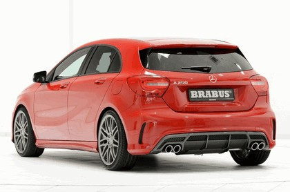 2012 Mercedes-Benz A250 by Brabus 2