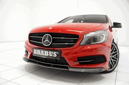 2012 Mercedes-Benz A250 by Brabus 3
