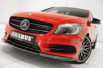 2012 Mercedes-Benz A250 by Brabus 8